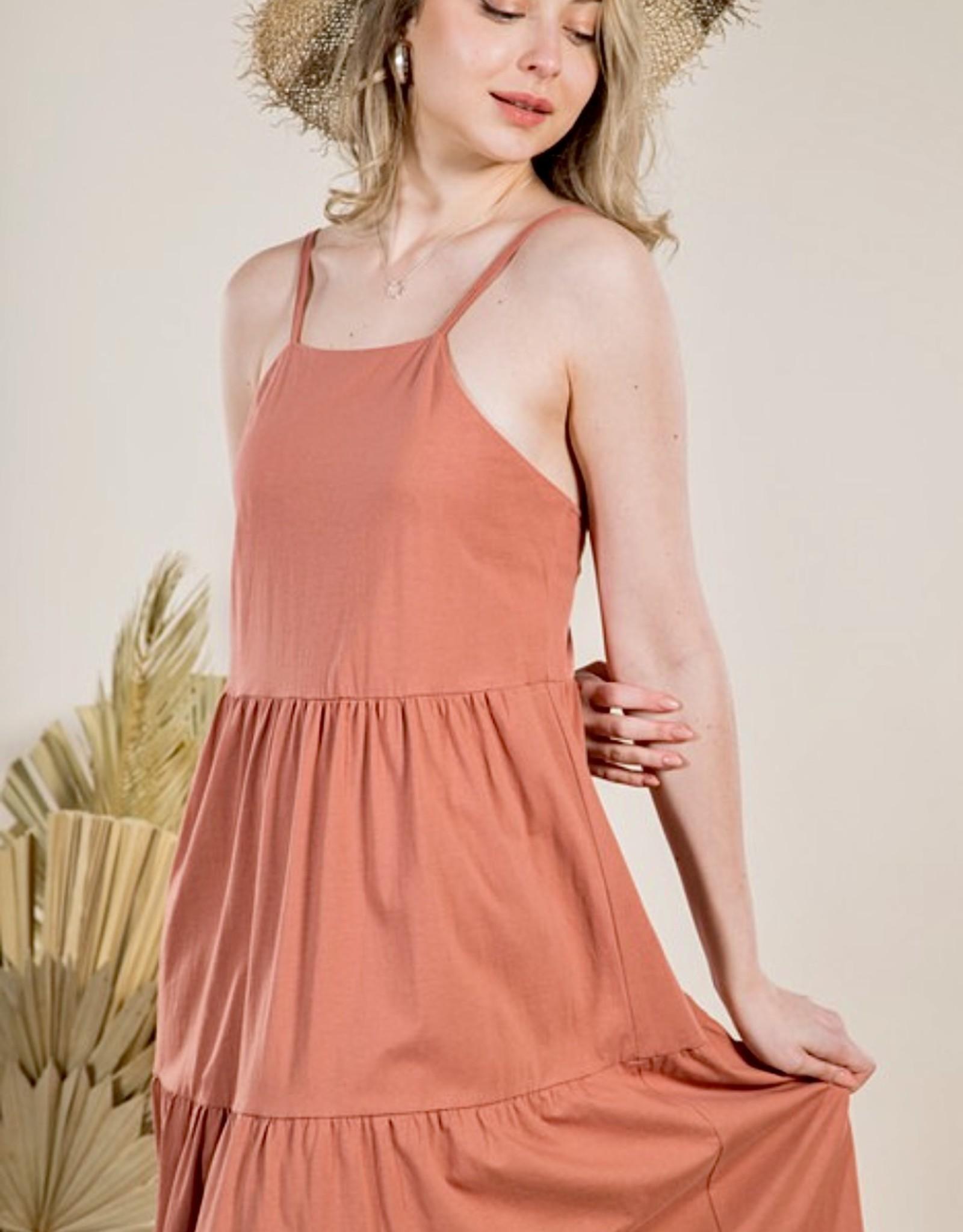 KENNEDY maxi dress