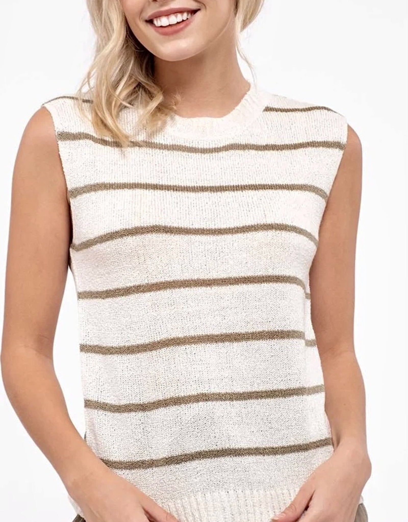 HUSH LAINEY knit tank