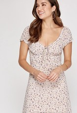 HUSH ORAH mini dress