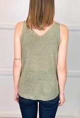 HUSH TYLER knit tank