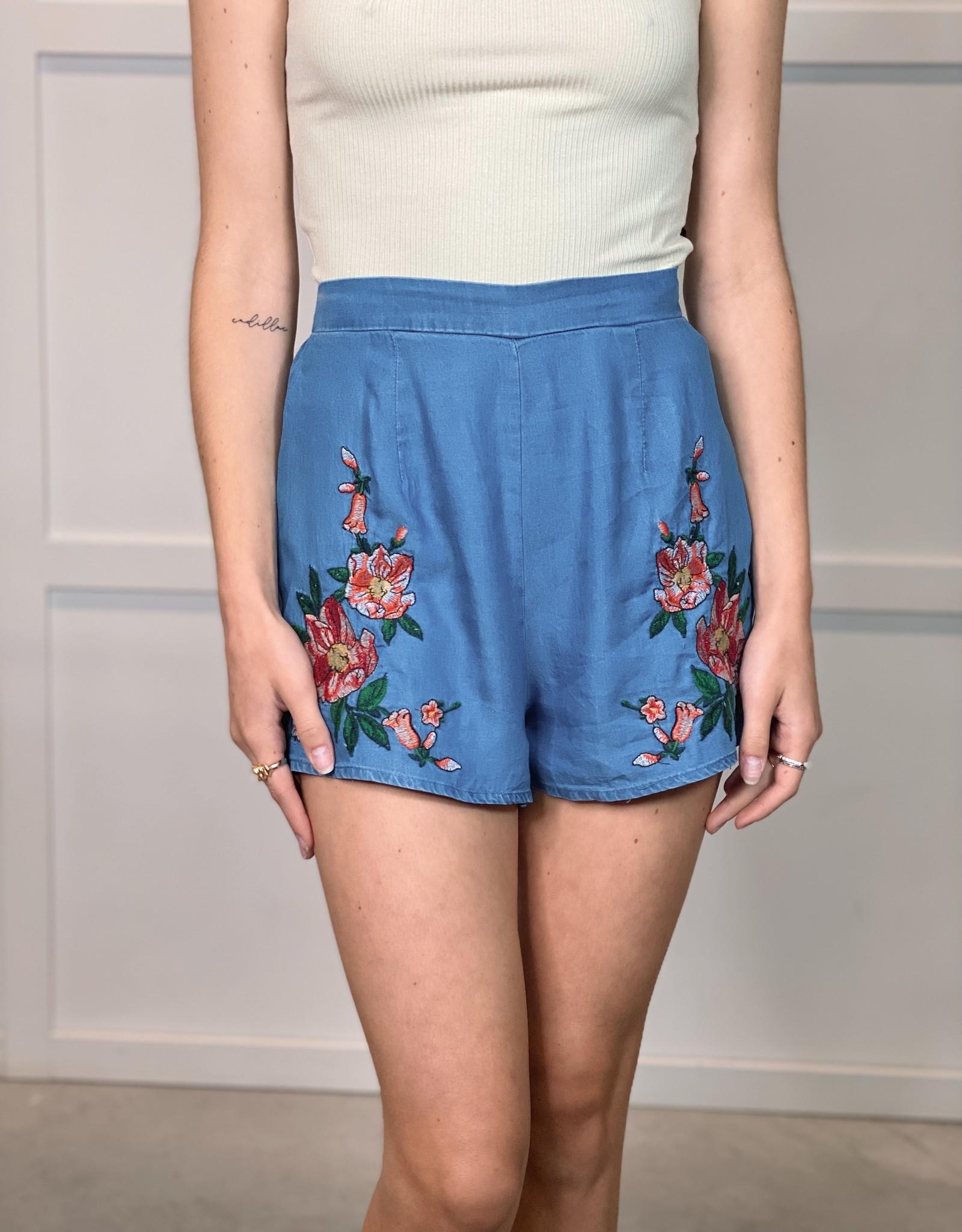 HUSH TABITHA shorts