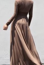 HUSH TINLEY maxi dress