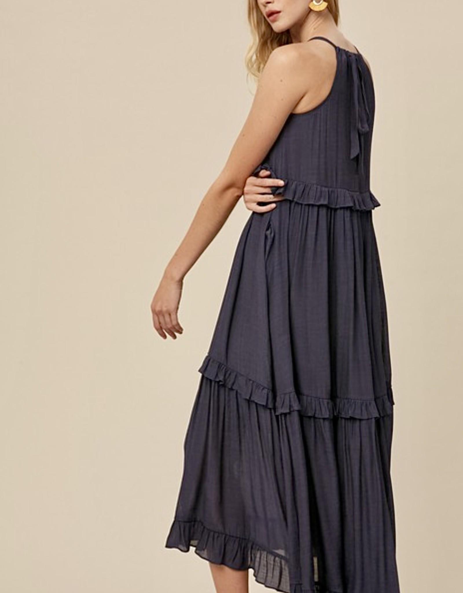 HUSH TINA maxi dress