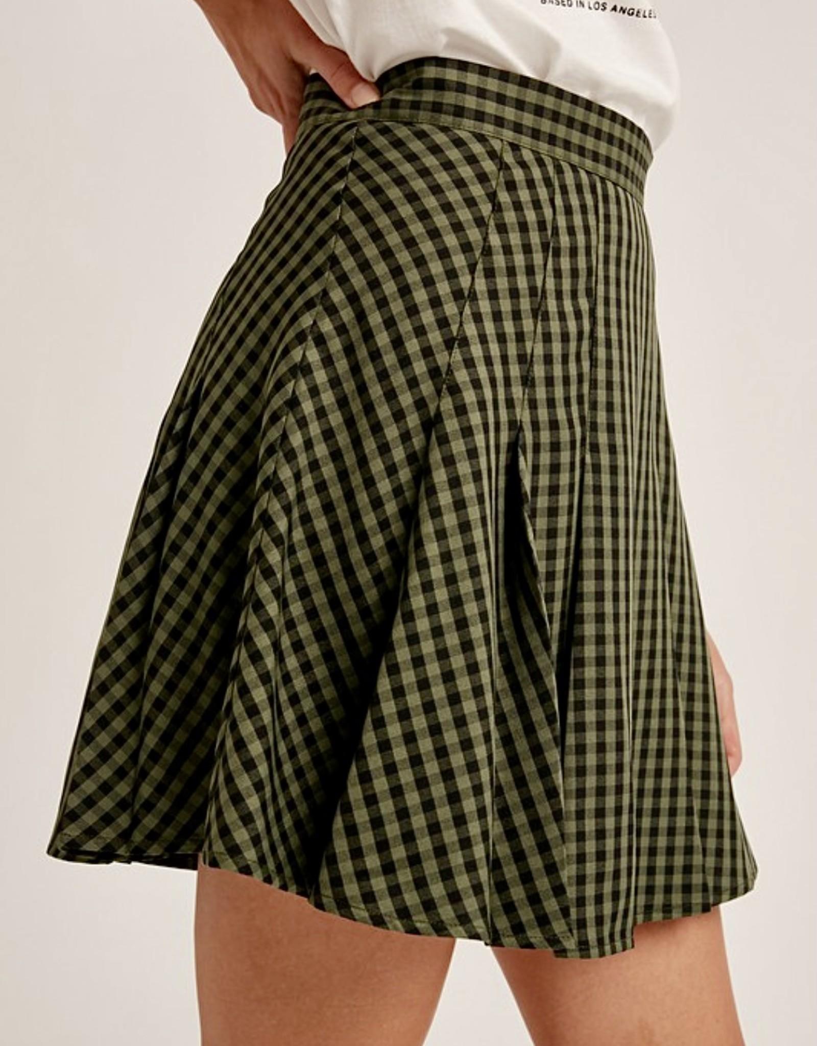 HUSH WILLA mini skirt