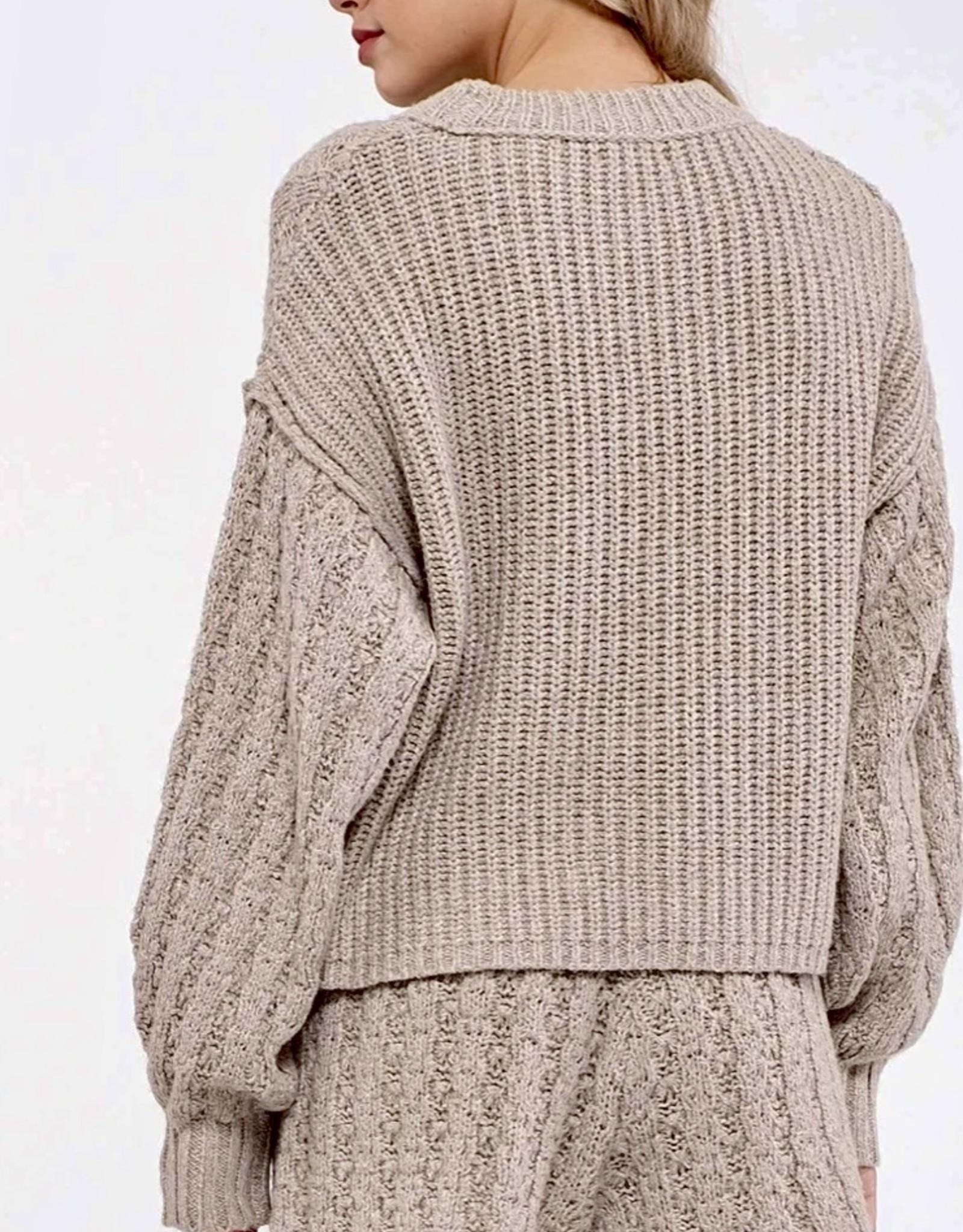 HUSH TOBBY sweater