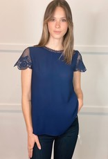 HUSH WESTLYN blouse