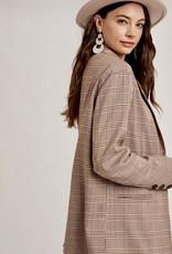 HUSH ADRIANNA oversized blazer