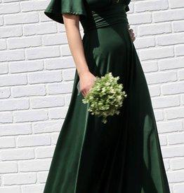 HUSH ALEXANDRA maxi dress