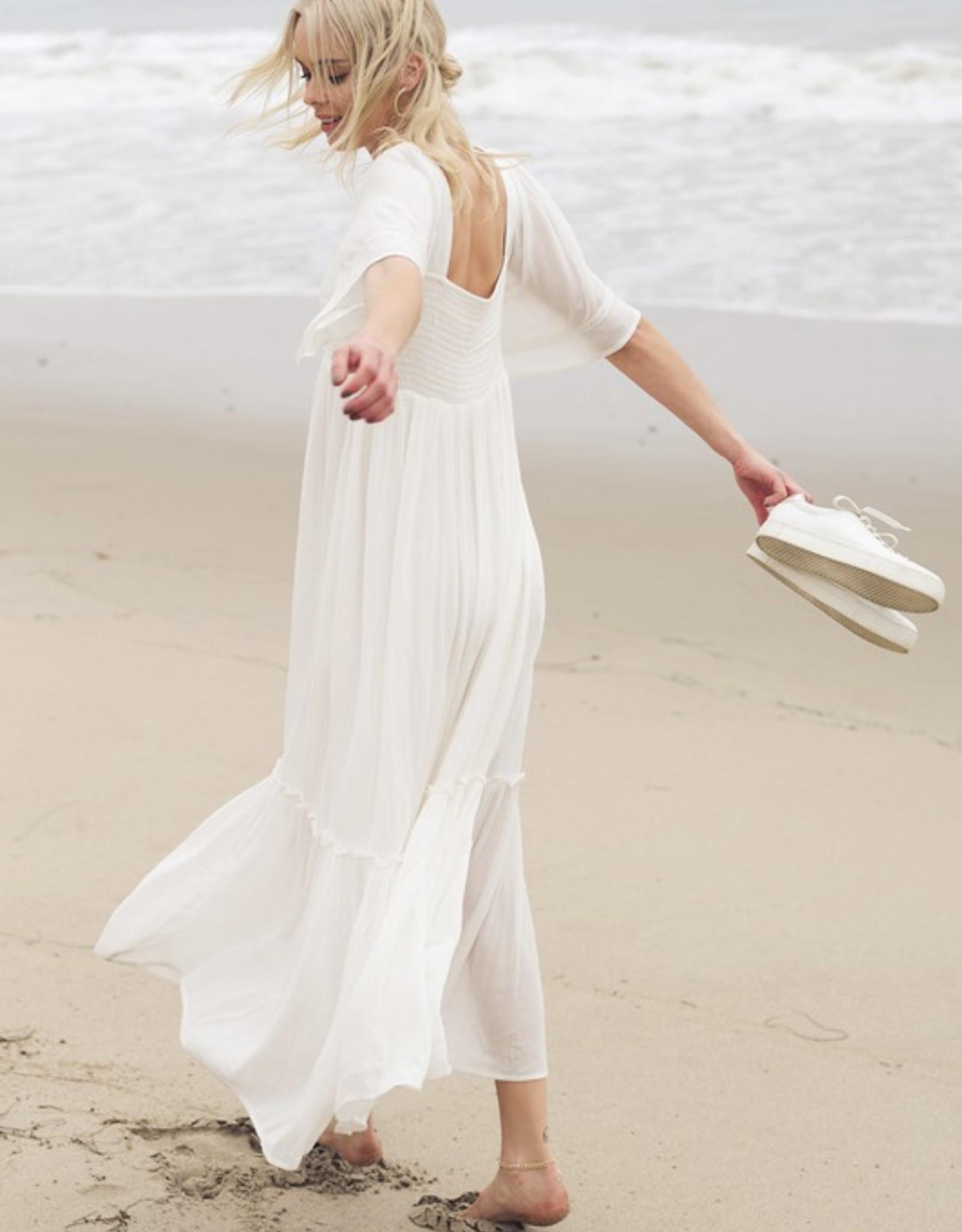 HUSH ALMA maxi dress