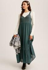 HUSH WINIFRED maxi dress