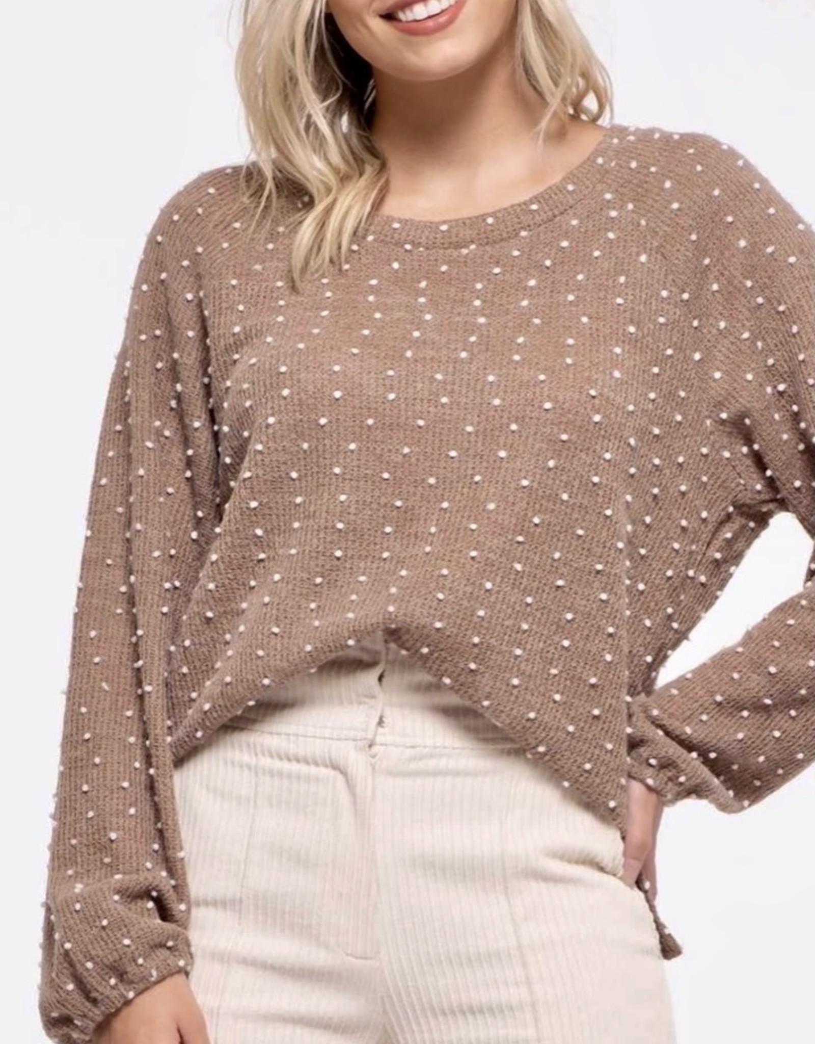 HUSH TAYLA sweater