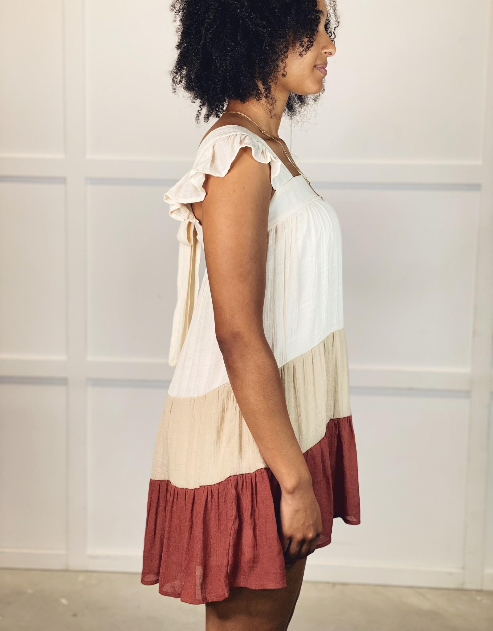 HUSH BRIDGET dress