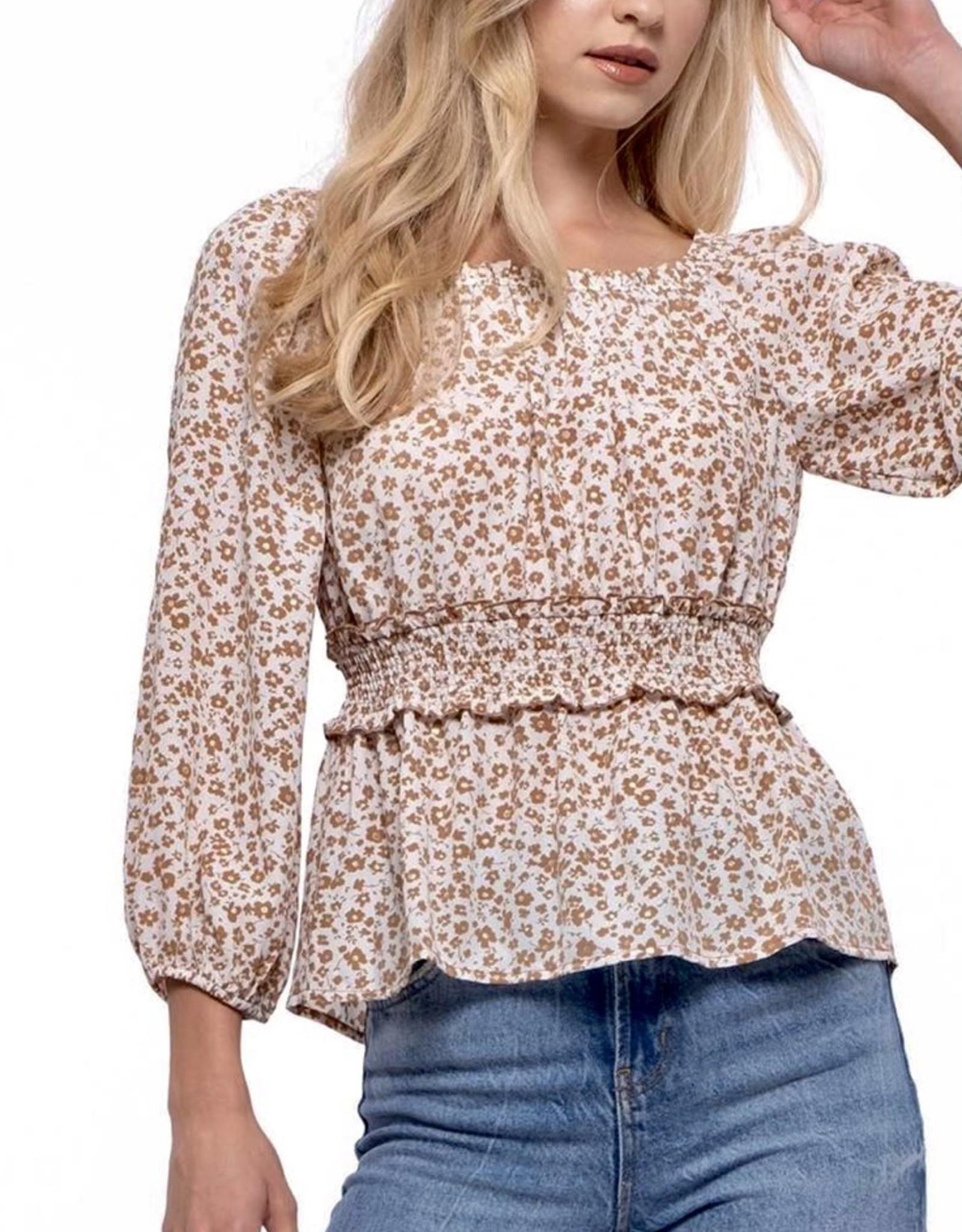 HUSH BOWIE blouse