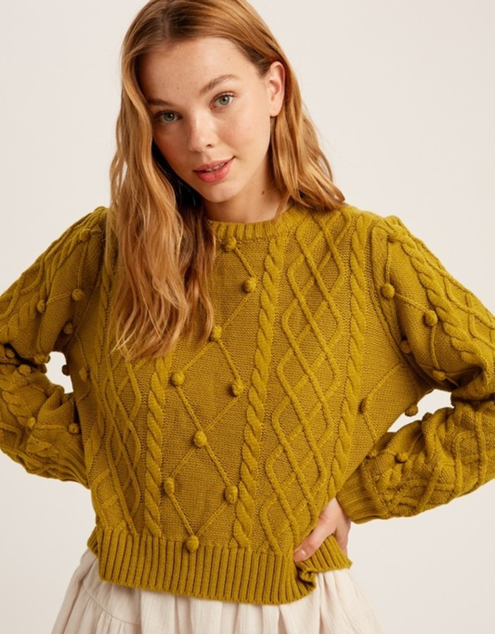 HUSH ZOEY sweater