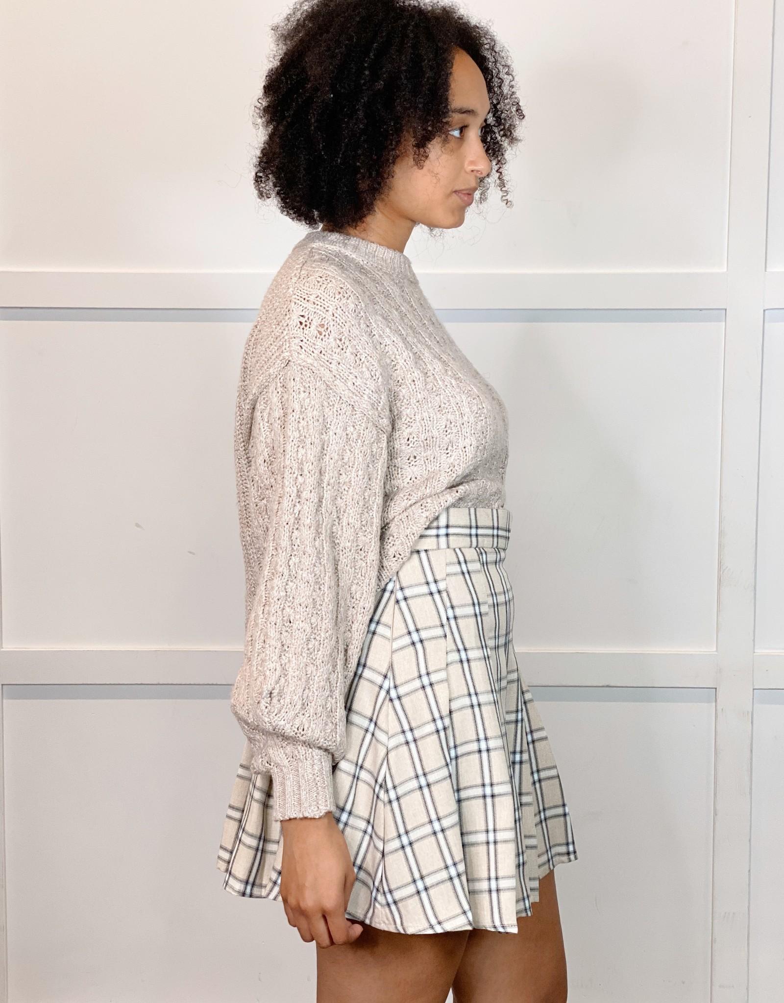 HUSH BENTLEY mini skirt