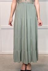 HUSH BRYN maxi dress