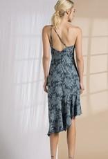 HUSH CAISSA asymmetrical dress