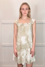 HUSH CARISSA dot dress
