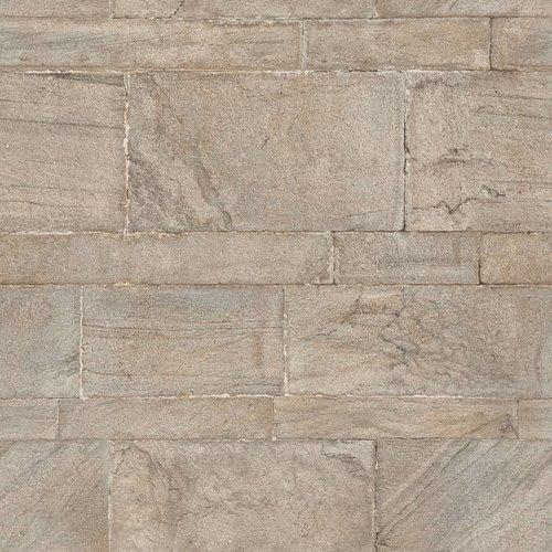 Beige Sandstone Wall Peel & Stick Wallpaper