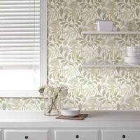 Neutral Meadow Peel & Stick Wallpaper