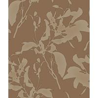Botanical Silhouette Copper
