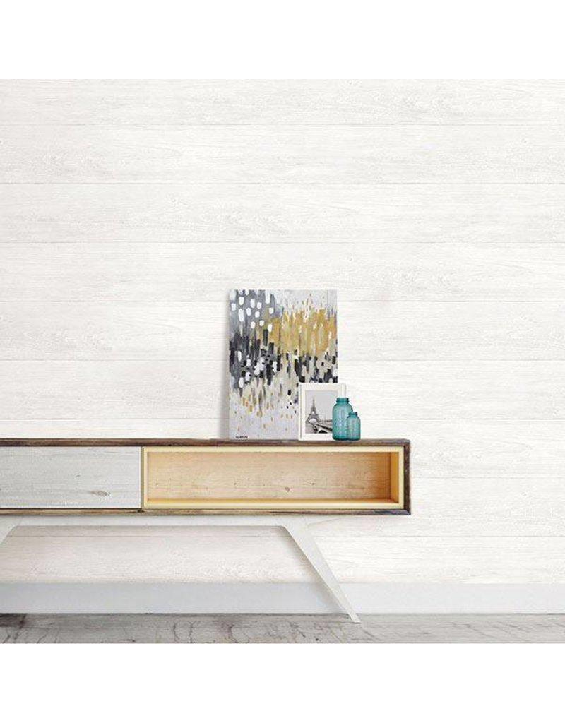 Reclaimed Shiplap Peel Stick Wallpaper
