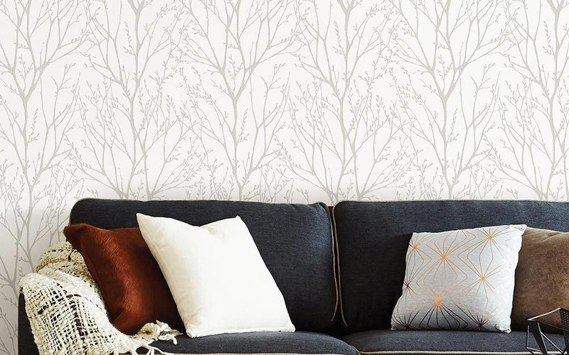 Treetops Peel Stick Wallpaper Decor2go