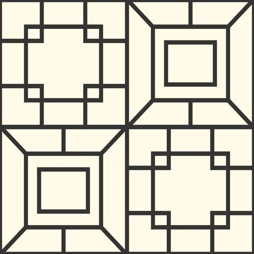 Theorem Wallpaper - Black