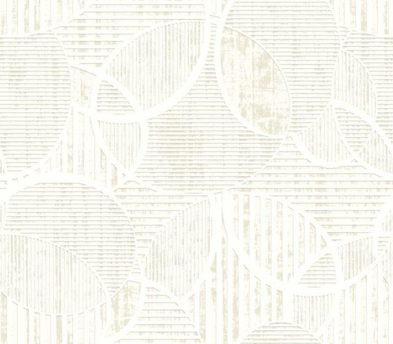 Coterie Wallpaper - Beige