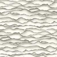 Singed Wallpaper - Gray