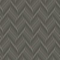 Groovy Wallpaper - Gunmetal