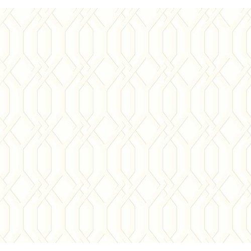Garden Pergola Wallpaper - White