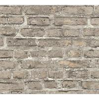 Brown / Taupe Rustic Brick