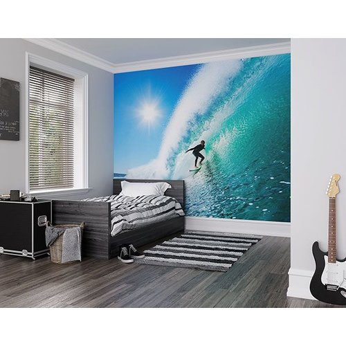 Adrenalin Wall Mural