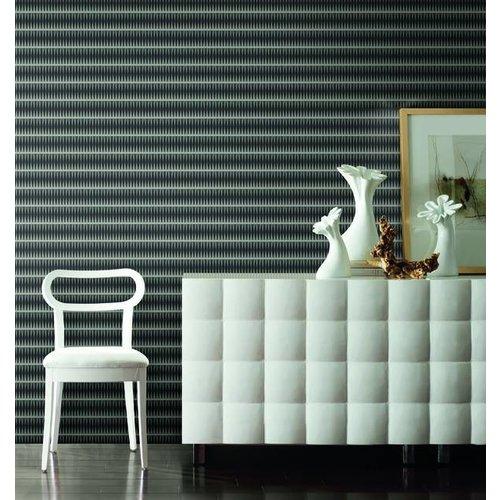Tangle Wallpaper - Black