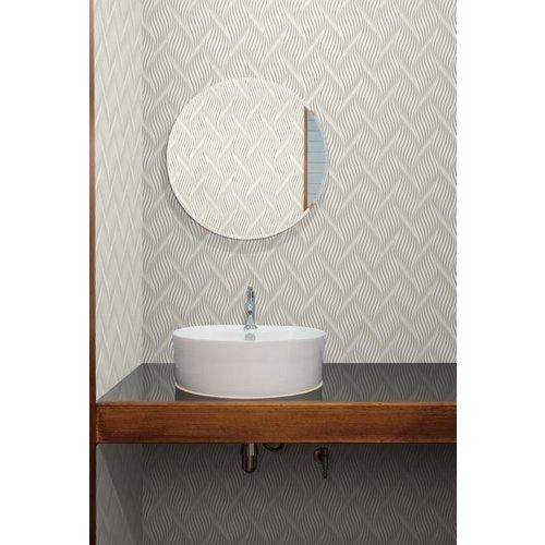Groovy Wallpaper - Silver