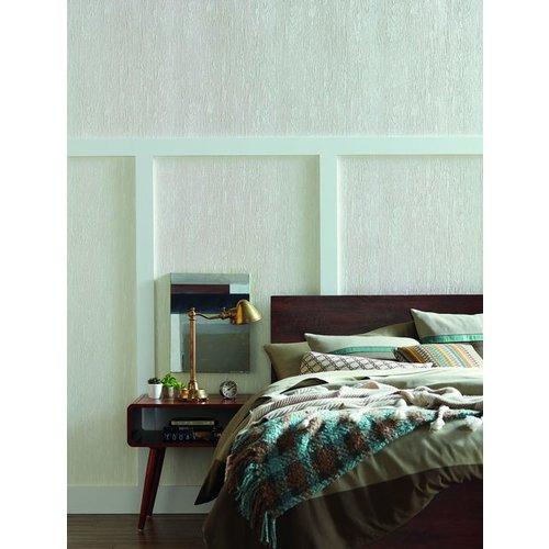 Timber Wallpaper - White