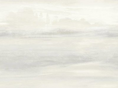Soothing Mists Scenic Wallpaper White