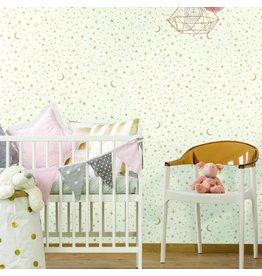 York Twinkle little star - White/Gold
