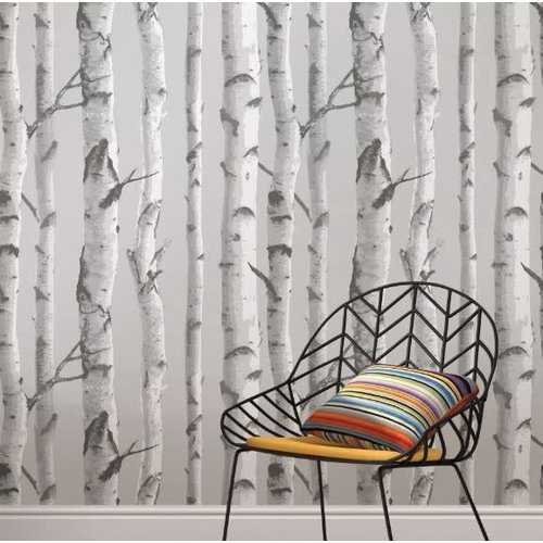 Birch Tree Gray