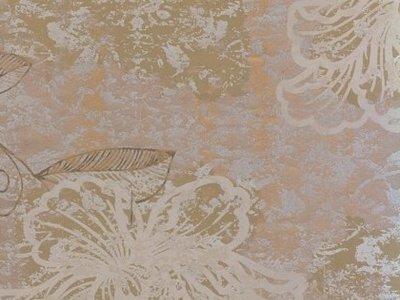 Fine Wallpaper Dark Grey and Gold