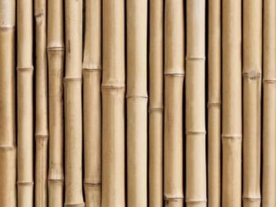 Bamboo- Brown Peel & Stick Wallpaper