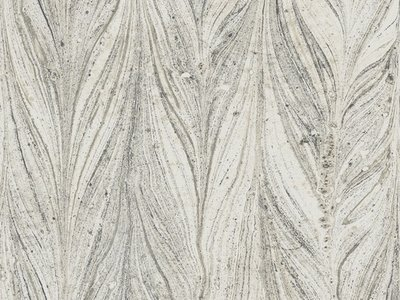 Ebru Marble Wallpaper-Cool Grey