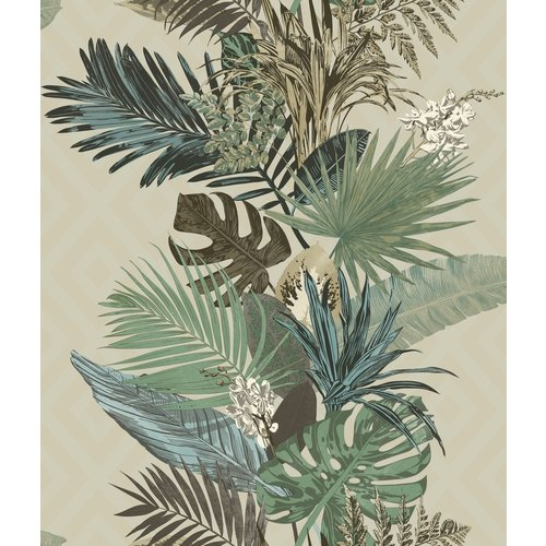 Tropical leafs and geometry