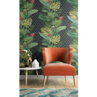 Tropical leafs and geometry  black