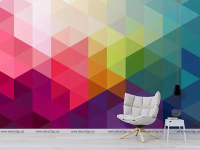 Coloured Geometry