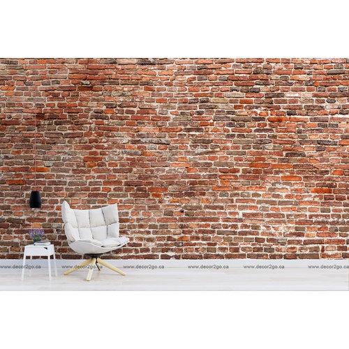 Industrial Rustic Brick