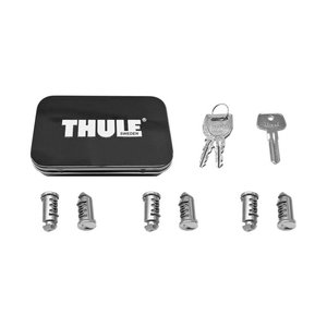 Thule Thule Lock Cylinders 6-Pack
