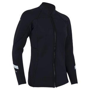 NRS NRS Women's HydroSkin 1.5 Jacket Black LG SALE!