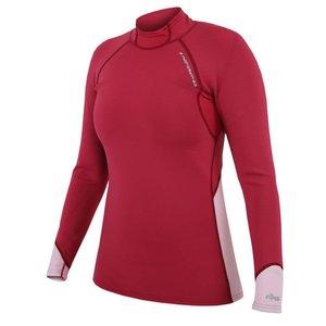 NRS NRS Women's HydroSkin Long Sleeve Shirt Cran/Pink LG SALE!
